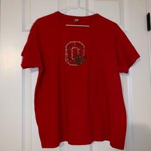 OSU Bedazzled T-Shirt